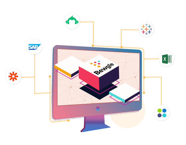Leverage powerful analytics seamlessly in your products