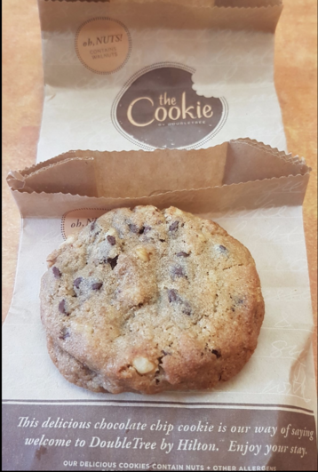 How DoubleTree bakes a sweet experience